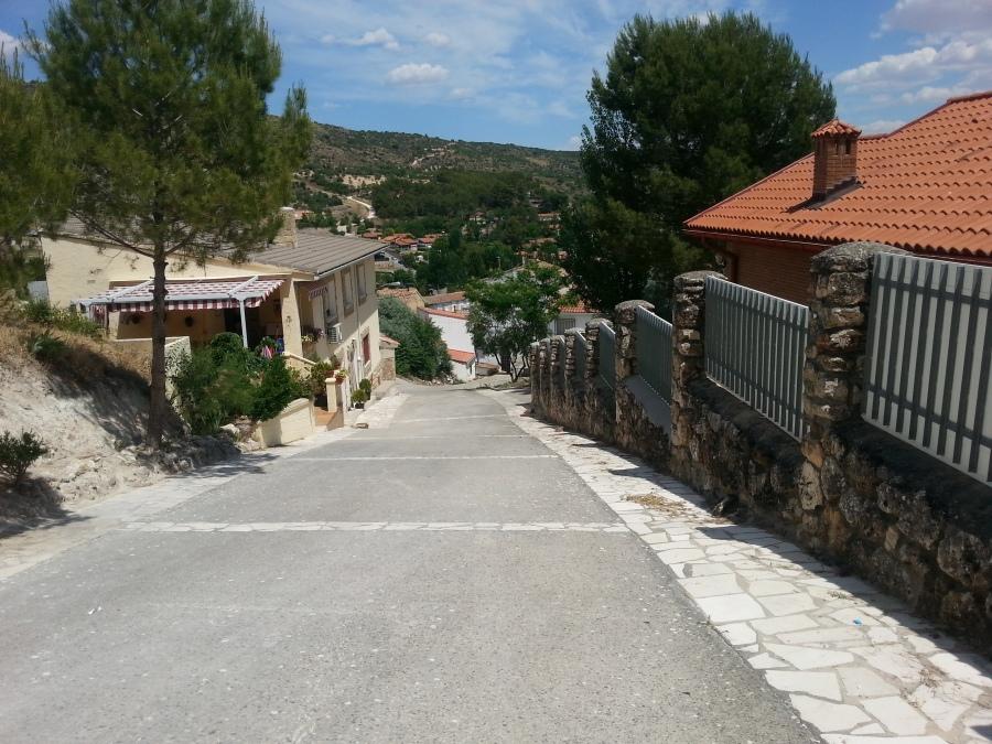Villar del Olmon huono puoli: ei sovellu liikuntarajoitteisille.
